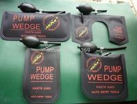 Black S /M/L/U Air Window pump wedge Inflatable Unlock Vehicle Door Tool