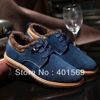 Free Shipping New arrival men winter sneakers with fur,men casual shoes,warm and comfortable size 38-44