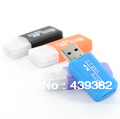High Speed USB 2.0 Memory Card Reader TF Card Reader Micro SD Card Reader