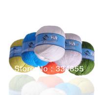 Hand-knitted rabbit fur line mink cashmere yarn thread long-haired rabbit fur yarn hand knitting yarn