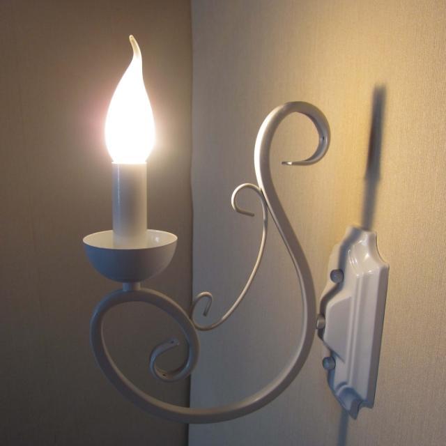 Whirlpool Bad Gebruikt ~   kaars licht spiegel badkamer smeedijzeren wandlamp rustieke wandlamp