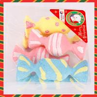 Free shipping 5pcs/lot,Christmas tree decoration christmas pendant 10cm candy child gift 223