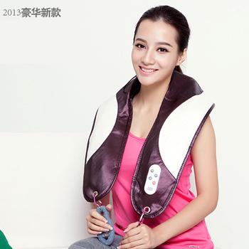 LOVOS Le neck beating massager neck shoulder waist massage shawls household shoulder back massager