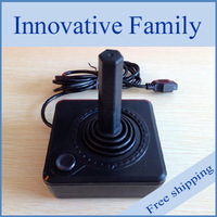 Free postage Atari 2600 Controller Joystick Wired 7800 Commodore for atari2600 gamepad  black retro bit