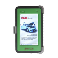 2013 new arrival CarCare C68 Retail Professional Auto Diagnostic Tool free shiping by HK post air mail