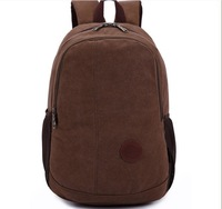 Free Shipping new brand KAUKKO high quality canvas bag fashion backpack  women/men school bag laptop bag sport bags