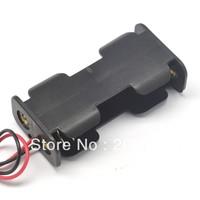 2pcs AA/LR06/UM3 battery holder ,DC3V ,wholesale ,fast shipping from stock , 100pcs/lot