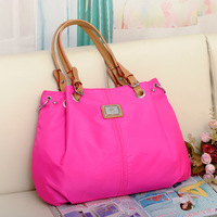 2012 women's handbag fashion one shoulder cross-body portable nylon bag female travel bag casual bag