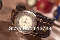 Hot sale multicolor  casual lovers's bracelet  watch ,decorative watch ,#w007,support the mixed batch,china post available