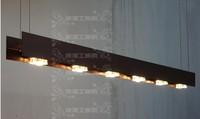 Post-industrial wind crude ore Steel Type LED chandelier