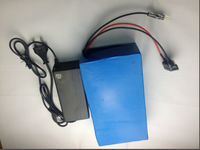 DHL/TNT/ EMS  shipping 1pcs/lot 48V   15AH Lithium Ion Battery for Electric Bike with charger ,BMS