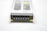Wholesale--150W 24V 6.2A Ultra thin Single Output Switching power supply for LED Strip light,Free shipping