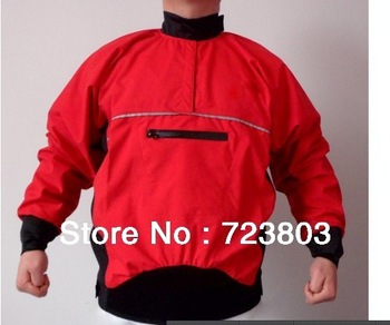 Rowing jacket rowing suit sailing windsurfing motorboat inflatable boat drift canoe floating dry clothing