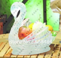ice sculpture mold mini Swan 330*180*280mm