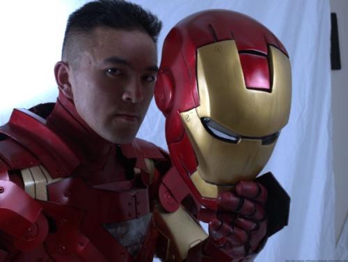 Model Iron Man 3d Iron Man 3d Model Download