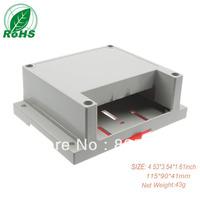 Xindasz XDI02-23 ip68 enclosure switch box custom plastic enclosure 4.53*3.54*1.61inch(115*90*41mm)