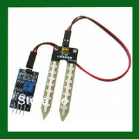 Soil hygrometer detection module,Soil moisture sensor module with free shipping