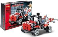 Hot slae Decool Transport Trailer toy Trailer toy Building block 100% Good Quality Free shipping