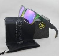 BRAND New in box Vonzipper frostbyte Elmore 2013 Mens Retro VZ Sport von zipper Sunglasses 14 styles can choose
