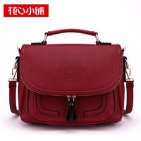 - 2014 autumn embossed vintage bag handbag cross-body women's handbag one shoulder bag - t015