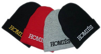 Fashion Homies Beanie Hats Three-Dimensional Winter Knitted Caps Hiphop HOT Diamond hot Last Kings Beanies Free shipping