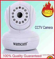 Wanscam New model JW0018 TF Card recording Audio Pan/tilt Video Camera with IR-CUT Home security Mini CCTV Camera