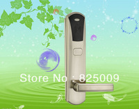 intelligent zinc alloy high quality  hotel  handle safe digital lock