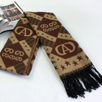 2013 new winter warm cashmere fringed scarves men's and women scarves shawl wholesale A1045 conditioning