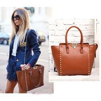 Free/drop shipping Hot Promotion Genuine Leather  Bag Women Cowhide Handbag Bag Totes Bags , ZP10