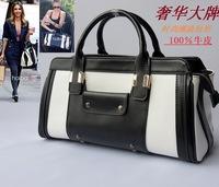 Free/drop shipping Hot Promotion Genuine Leather  Bag Women Cowhide Handbag Bag Totes Bags , ZP13