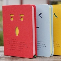 Free shipping Hot-selling stationery cute diary notepad notebook school office stationery book