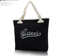 Hot sale tote bag casual canvas big bag fashion ladies should bag handbag