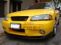 carbon fiber Front Lip for 02-03 Nissan Sentra Adr style  Front Lip (For SE-R Model Only)