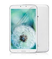 Clear LCD Screen Protector Film For Samsung Galaxy Tab 3 8 T3100 Free Shipping E4026