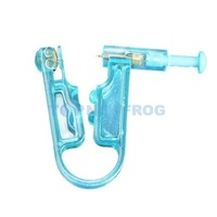 T2 Disposable Safety Ear Piercing Gun Unit Tool With Ear Stud Asepsis Pierce Kit