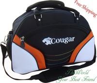 New Hot Design Leopard Golf Clothing Bag,Put Away Shoes/Clothing Double Use Bag,Shoulder Bag/Handbag