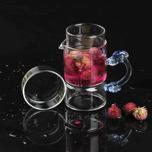 glass tea pot promotion