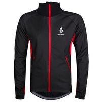 2013 WOLFBIKE Fleece Thermal Cycling Long Sleeve winter outdoor sport Jersey Jacket Coat Windproof In Stock Free Shipping