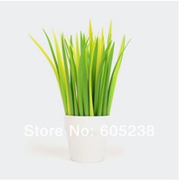 10 PCS Novelty Grass Leaf Pen Grass-blade pen