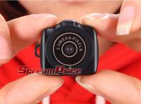 Free Shipping NEW Tiny Smallest Mini Micro Camera Camcorder Digital Video DVR DV Hidden Web Cam Wholesale Price