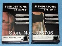 DHL Free shipping NEW ABS System Belt Slender Belt Plus NEW Abdominal Muscle Belt Slender System Belt