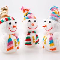 Christmas decoration supplies christmas tree christmas gift christmas snowman doll hooded