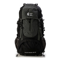 FREE  SHIPPING  Outdoor backpack  65l mountaineering bag travel backpack double-shoulder travel bag