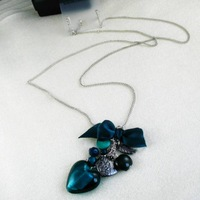 Fashion accessories popular necklace w347