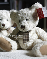 Soft bear Swallet wool joint soft 38cm (15inch ) teddy bear russ ldquo . caswell rdquo . doll dolls doll  free shipping