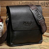Hot models Free shipping 2013 fashion leather men's Messenger Bag cross body bag with designer