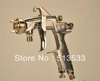 Freeshipping  double head double nozzle spray gun 316 stainless steel  Silver Mirror Spraying Spray Gun