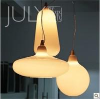 Scandinavian minimalist designer lamps shall IKEA style living room chandelier inspired chandelier - cream
