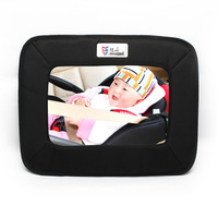 Baby child safety seat baby car cabarets rear view mirror general