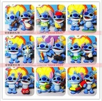 free shipping wholesale retail 10pcs/lot 20CM Lilo Stitch Plush STuffed Animals Toy Stitch Doll More than 20 styles
